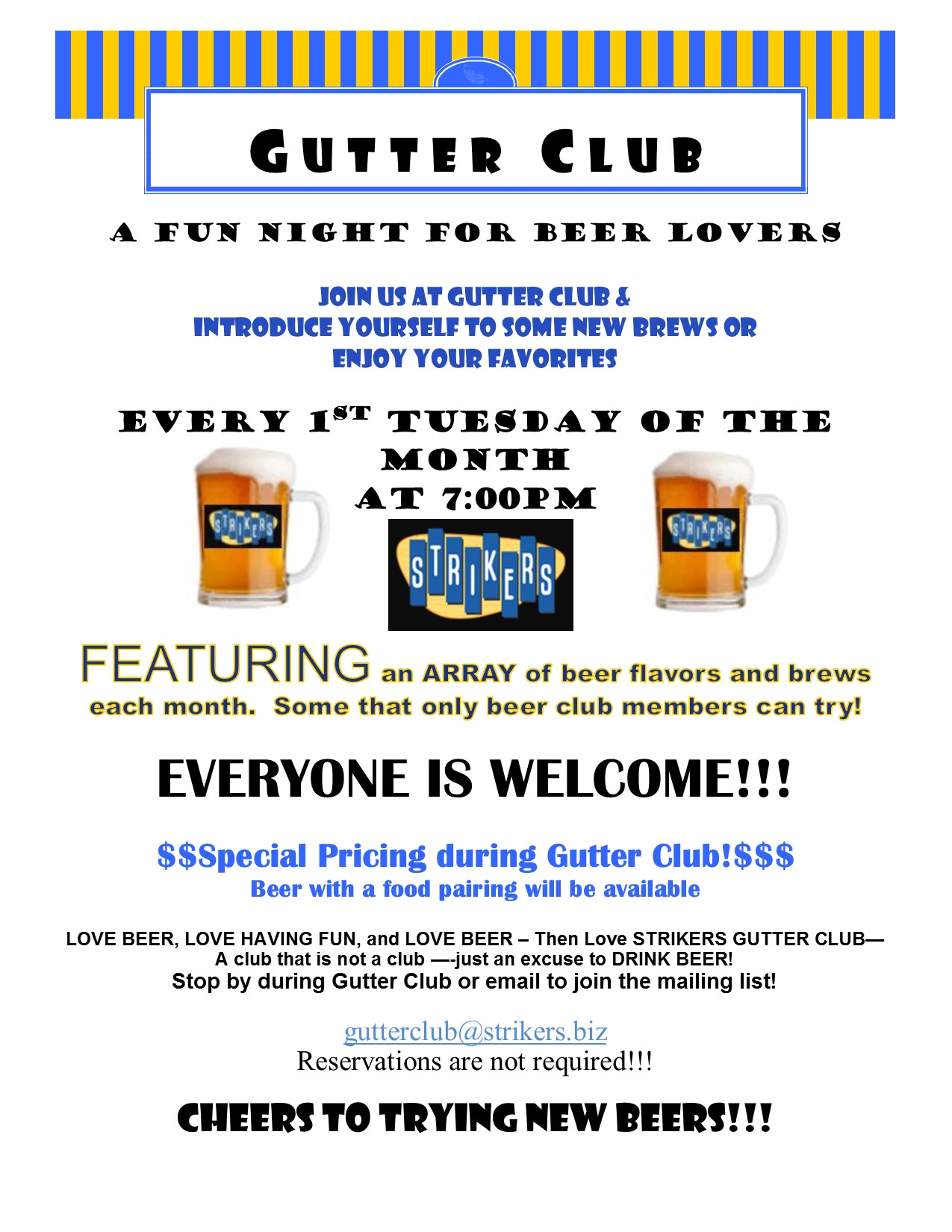 Gutter Club Strikers Bowling West Seneca Ny